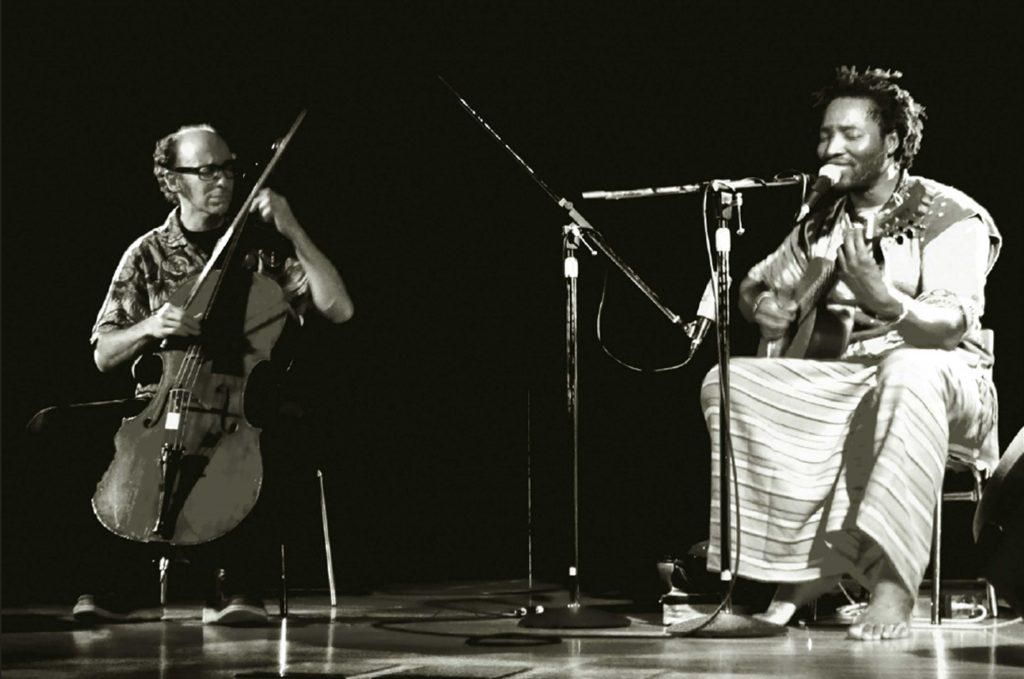 Mû Mbana & Sasha Agranov